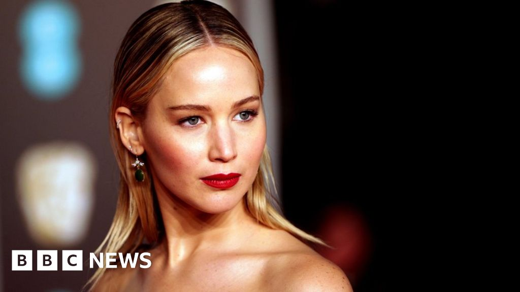 Jennifer Lawrence swaps acting for activism