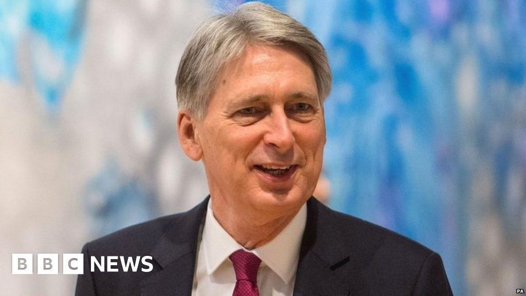 It takes two to tango over Brexit, Hammond tells EU