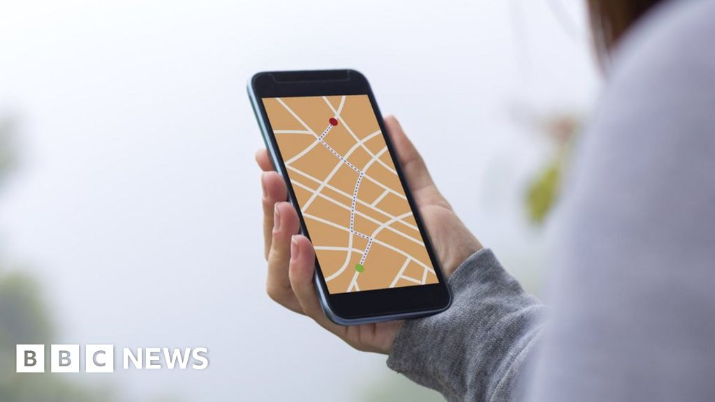 Belgium 'abduction': Woman uses phone map to provide her location