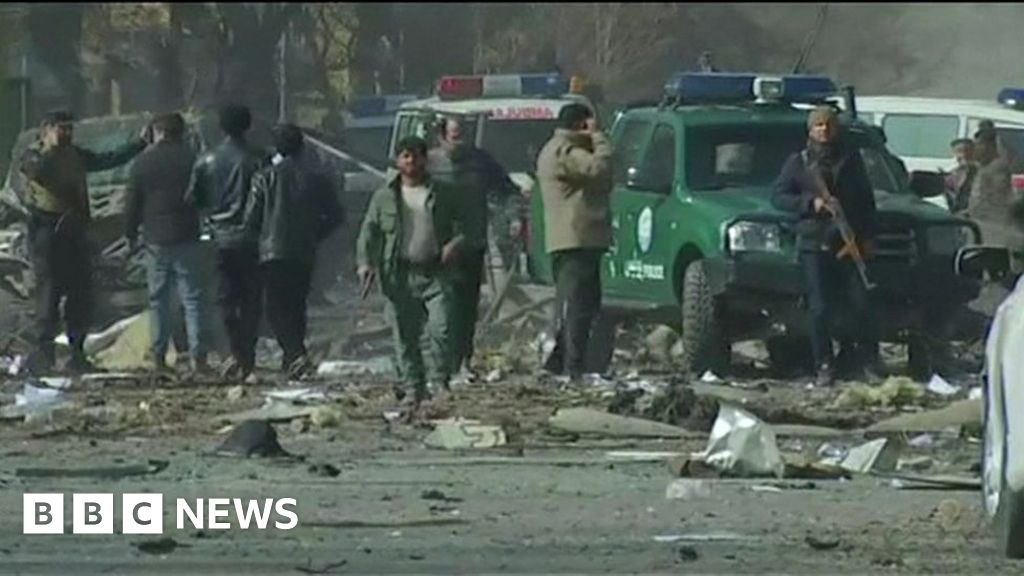 Kabul bomb attack kills 17 and injures 79 in Afghan capital