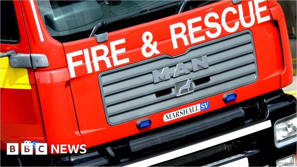 Magheralin arson attack 'destroys 15 mobile homes'