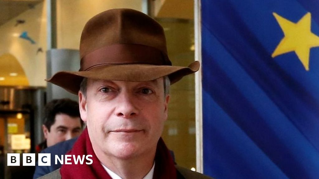 Farage 'has £35k pay docked by EU'