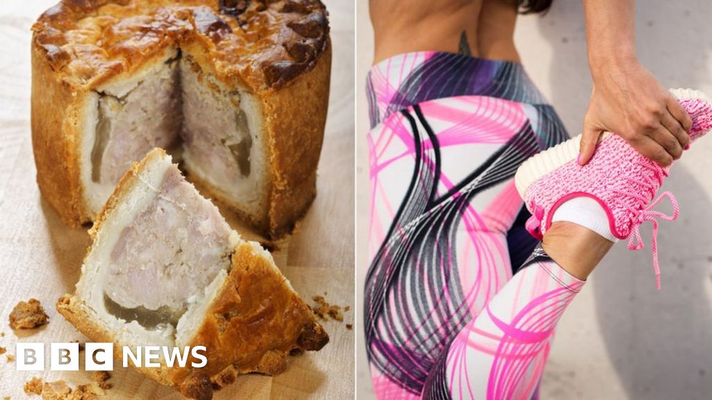 Leggings in and pork pies out of latest inflation basket