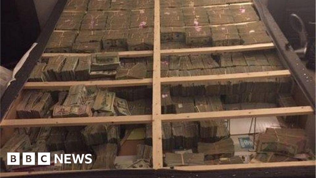 US mattress conceals $20m in cash