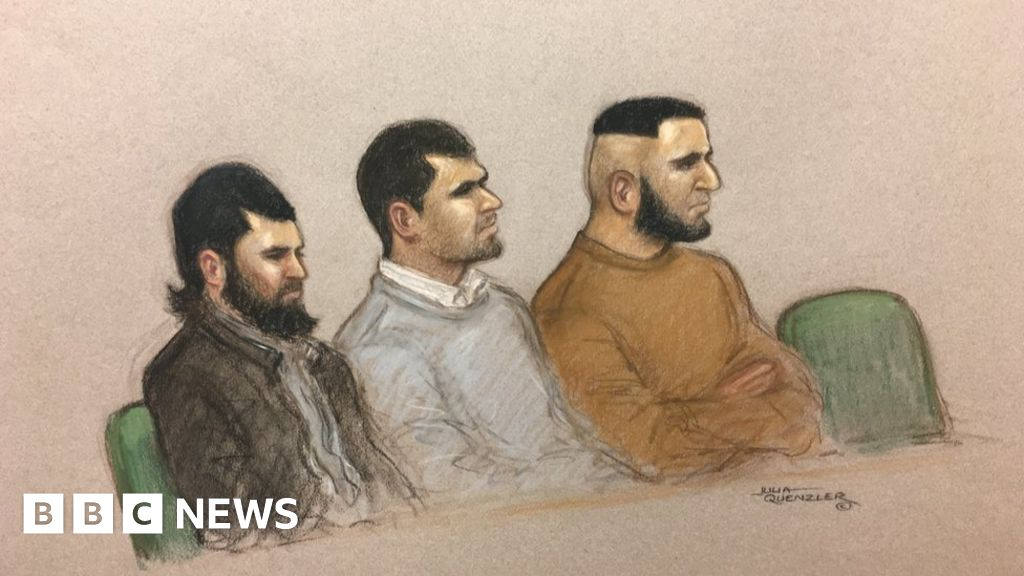 Terror trial: Big Ben among terror targets, court hears