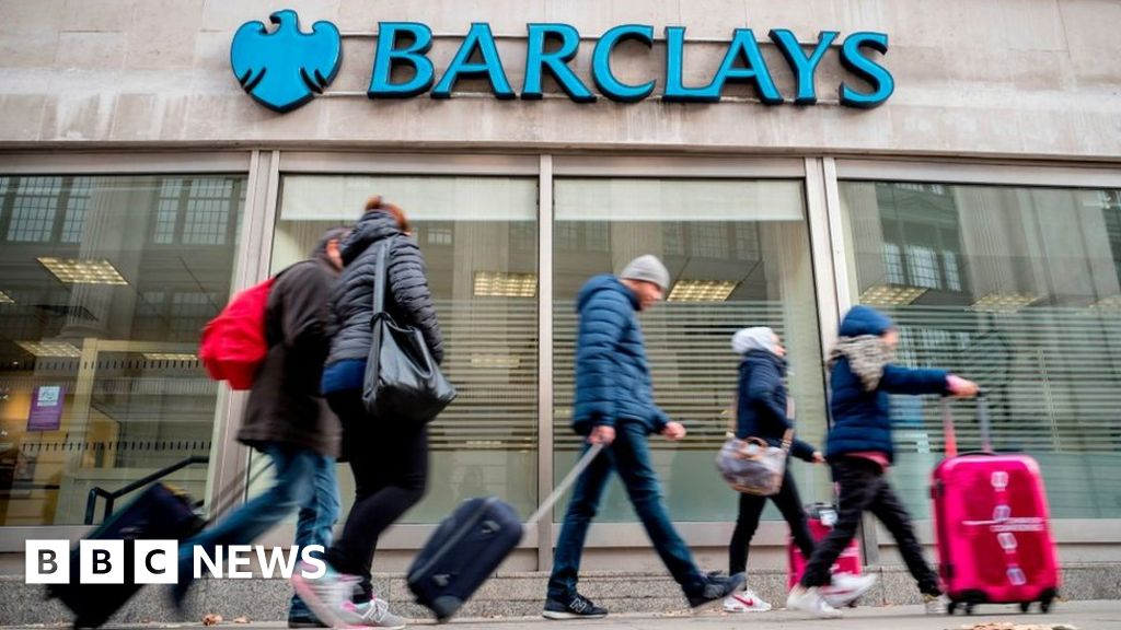 Women earn up to 43% less at Barclays