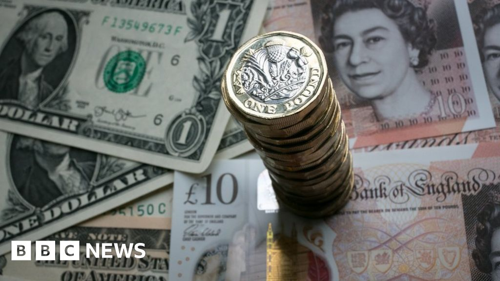 Pound hits highest level since Brexit vote