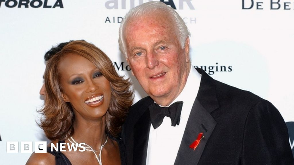 Givenchy, French fashion icon, dies aged 91