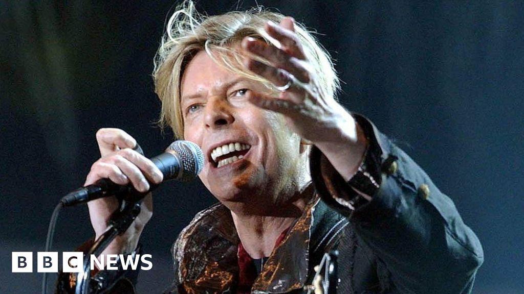 How Jon Culshaw got serious over David Bowie