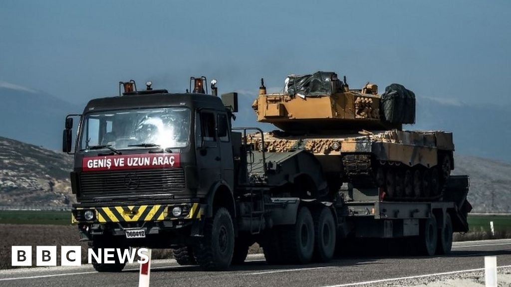 Turkey suffers deadliest day in Afrin