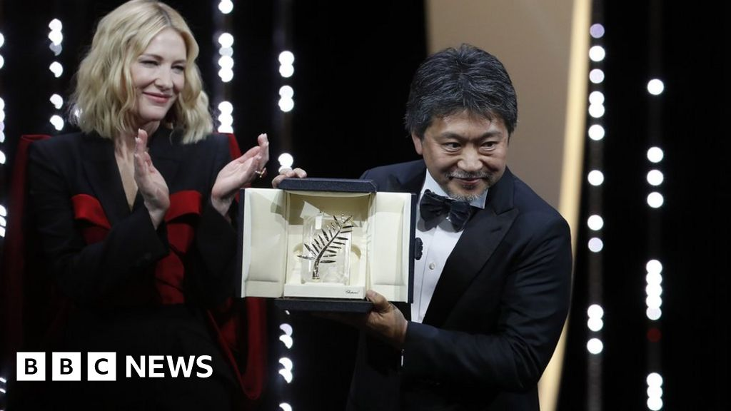 Japan's Shoplifters wins Cannes Palme d'Or