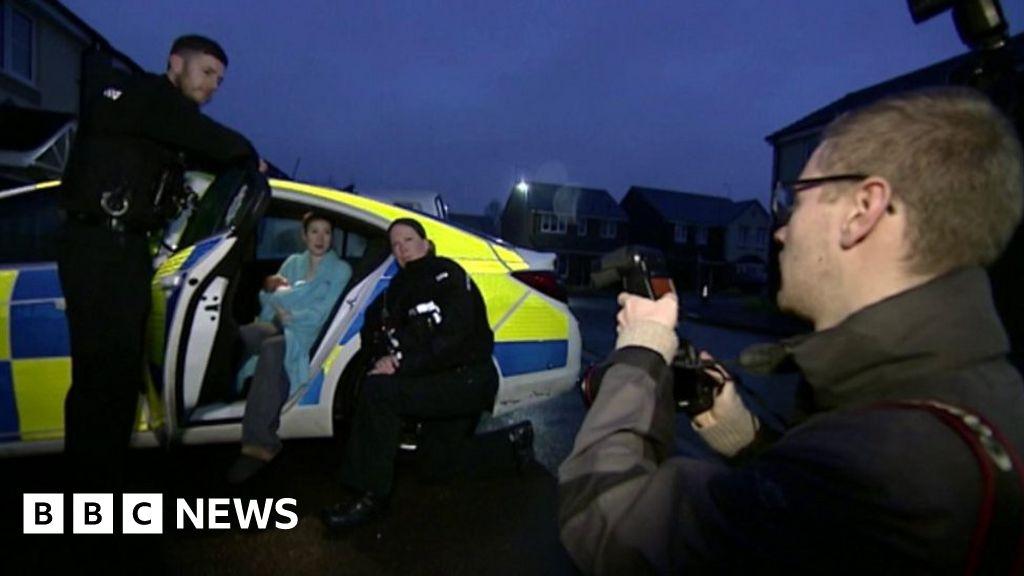 Music Video Couple S Car Breaks Down