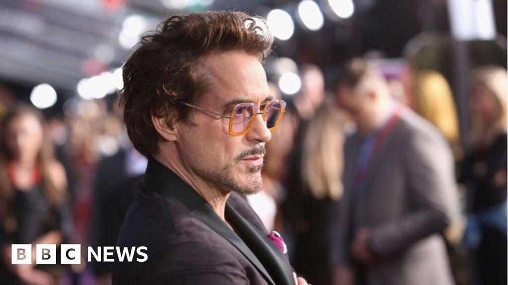 Robert Downey Jr plans AI YouTube series