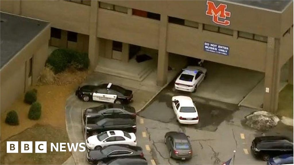 Two dead and 19 hurt in school shooting