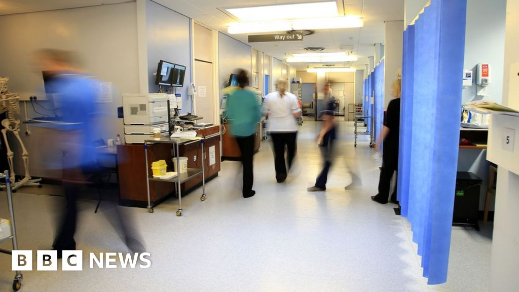 NHS 'dangerously' short of 100,000 staff