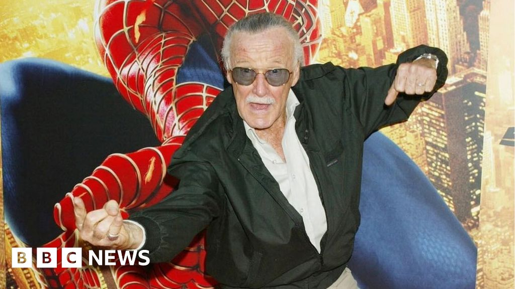 Stan Lee 'sues old company for $1bn'