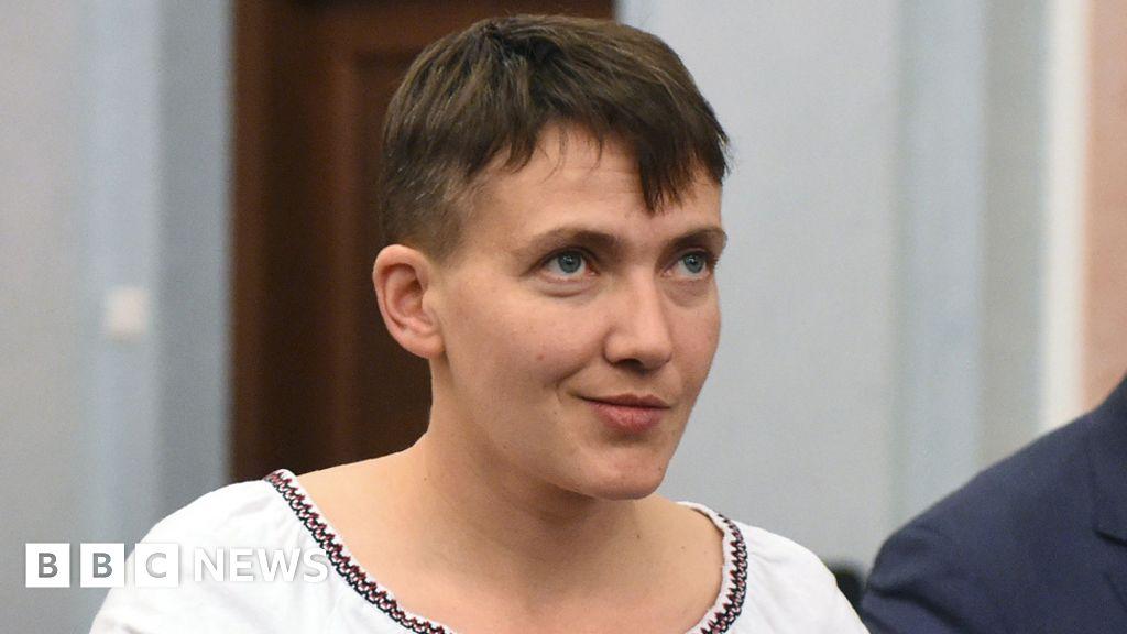 Ukraine arrests pilot hero Savchenko over 'coup plot'