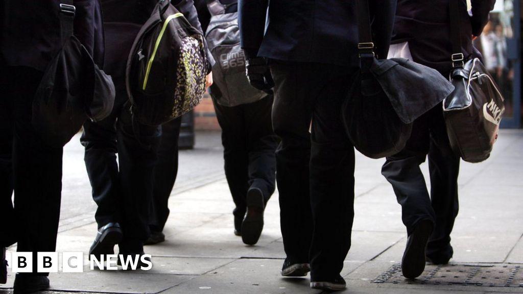 Teenager arrested over schools bomb hoax