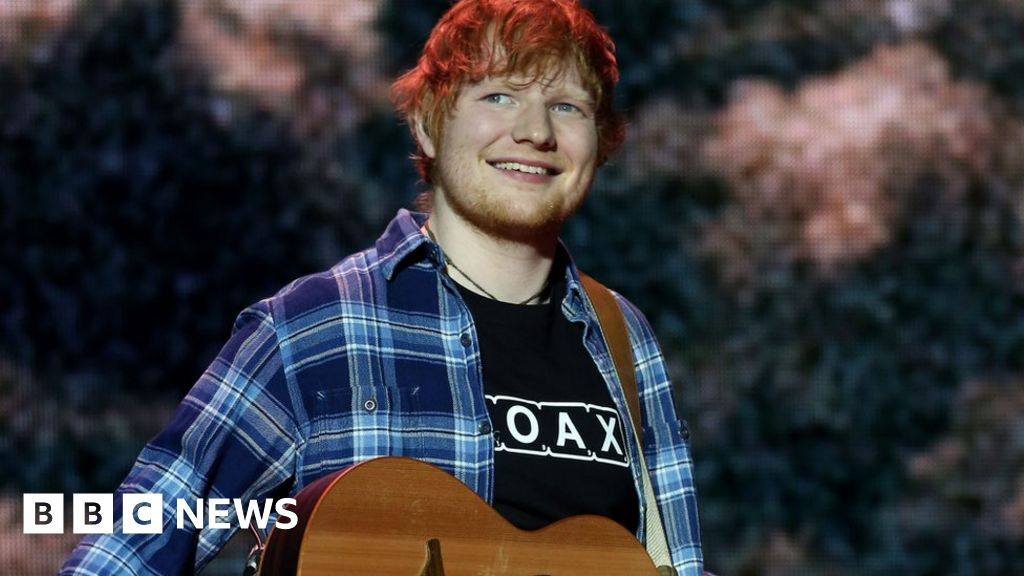 Ed Sheeran engaged to long-time girlfriend Cherry Seaborn