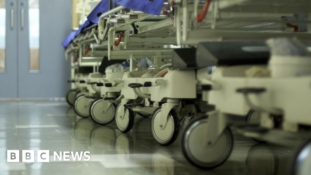 We've run out of beds, say hospital bosses