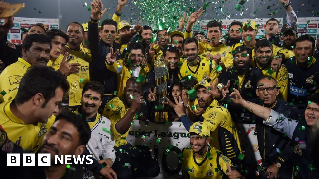 Pakistan hosts biggest cricket game in years amid tight ...