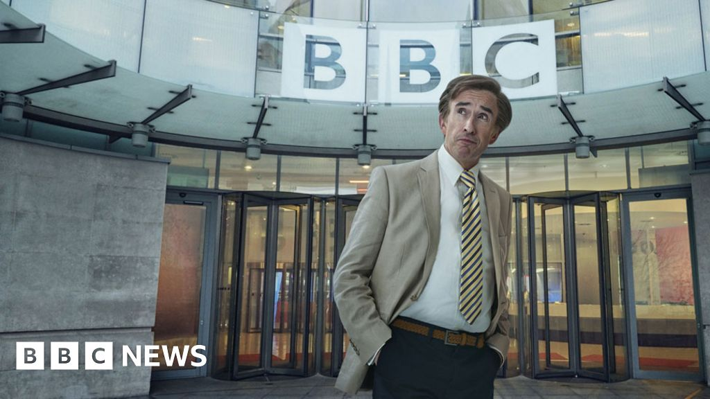 Alan Partridge new series is 'heady mix' of news and froth