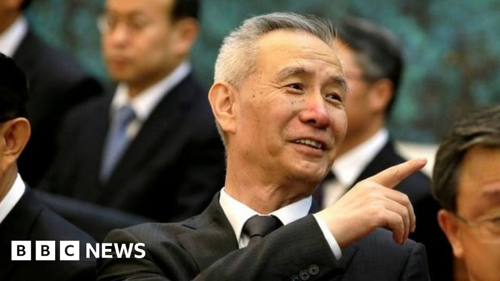 Liu He: China's quiet economist becomes top economic leader