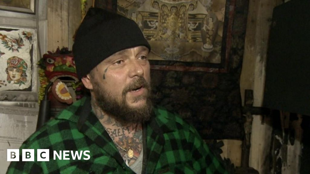 Bath tattoo parlour hit by fire 11 days after opening for Bath after tattoo