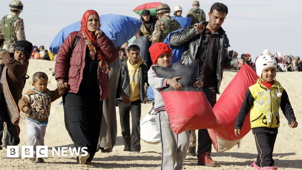 the issue of syrian refugees in the media Analysis of more than one million twitter posts reveals the political maneuvering in portrayals of syrian refugees, and the global pivot on the issue triggered by the image of alan kurdi in 2015.