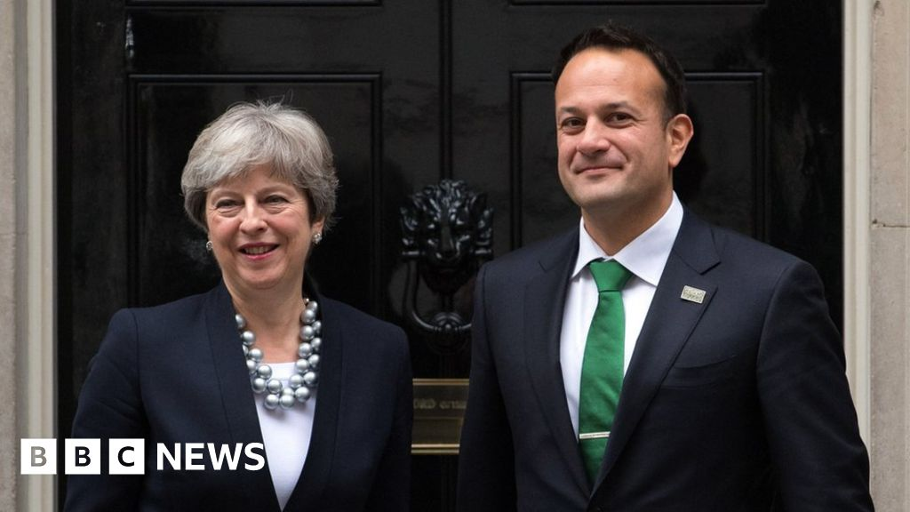 May and Varadkar head to Belfast amid Stormont deal speculation
