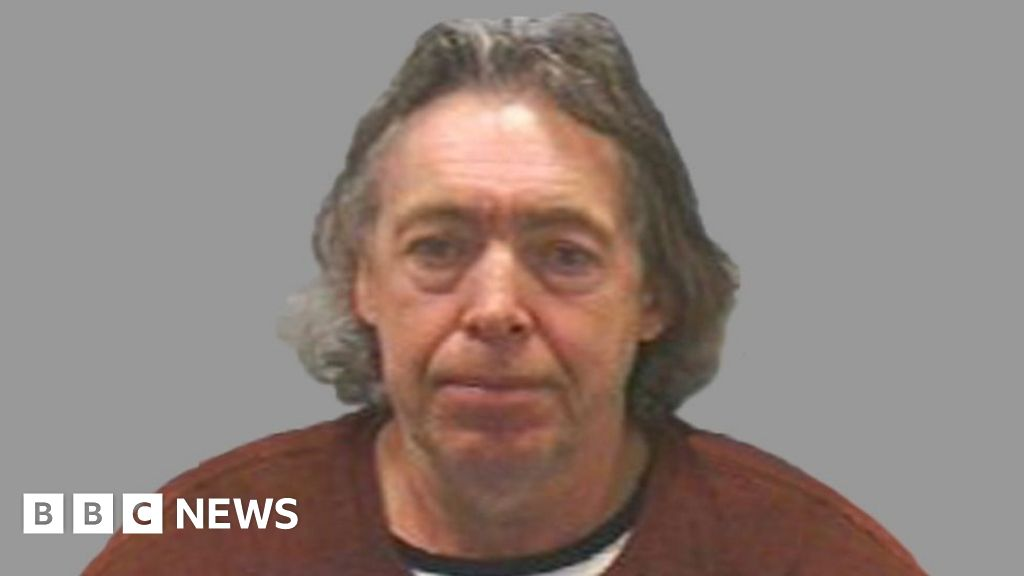 Rapist caught after urinating in plant pot 30 years later
