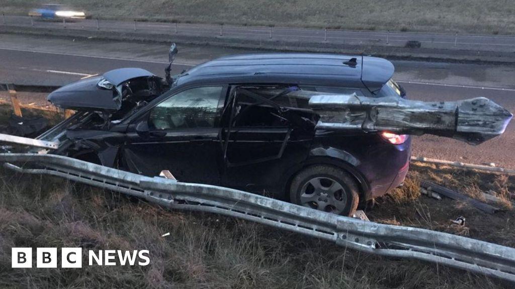 Bedfordshire News Car Crash