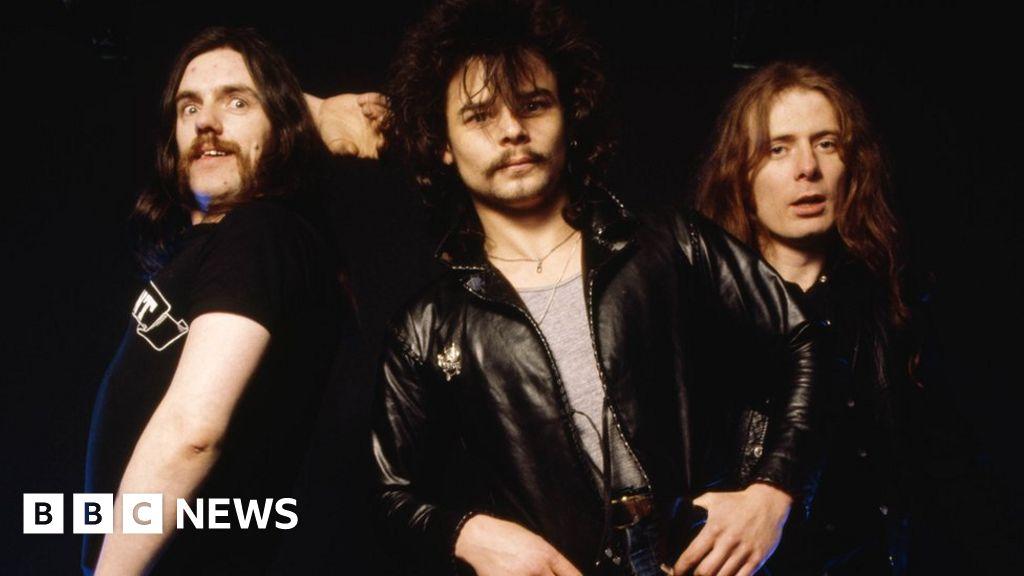 Motorhead guitarist 'Fast' Eddie Clarke dies at 67
