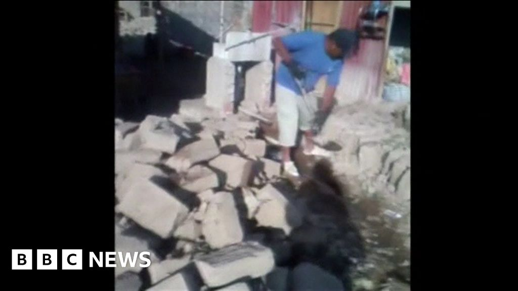 Peru 7.1 magnitude earthquake kills two
