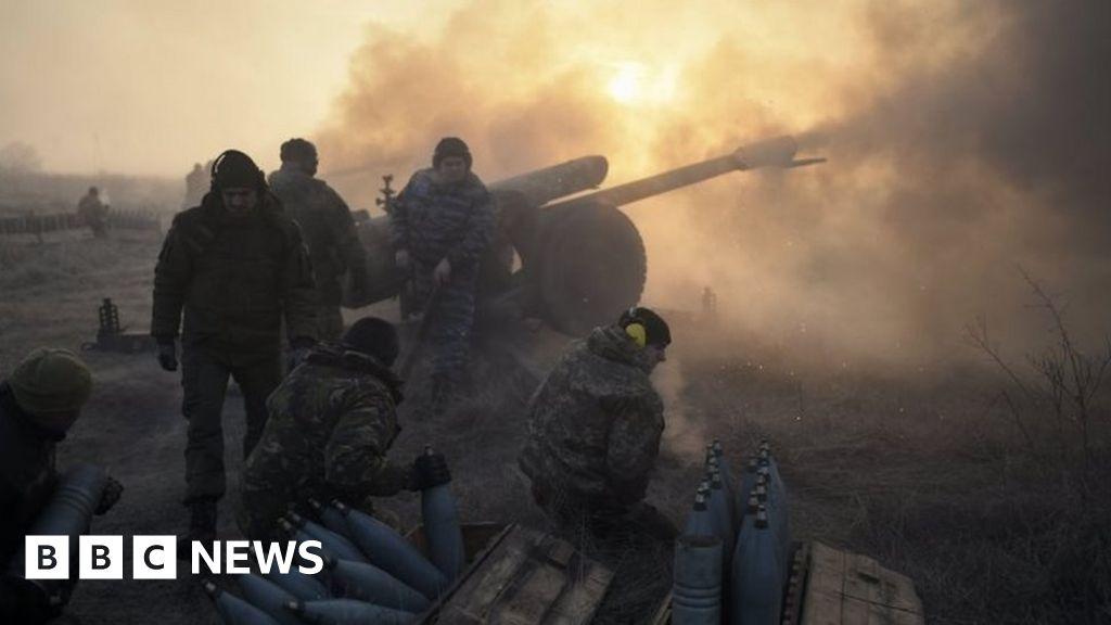 Ukraine names Russia as 'aggressor' state