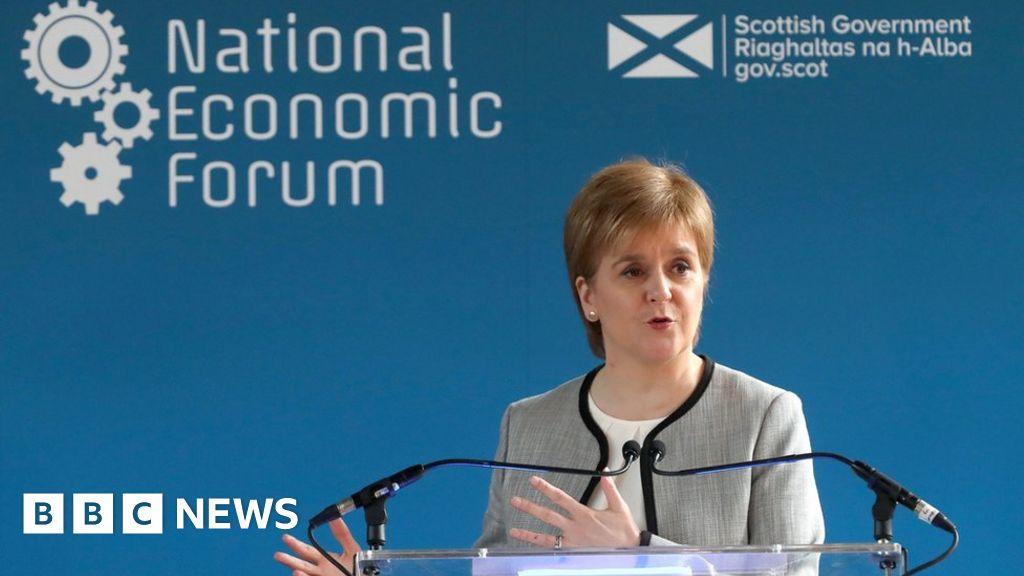 Sturgeon to 'restart' independence debate