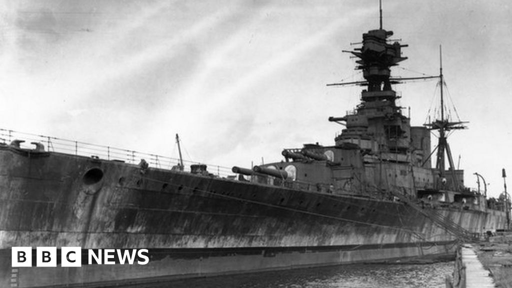 clydebank ceremony for centenary of hms hood construction
