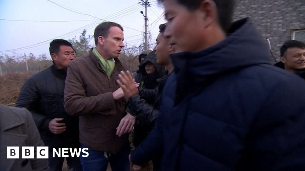 BBC stopped from visiting China independent candidate ...