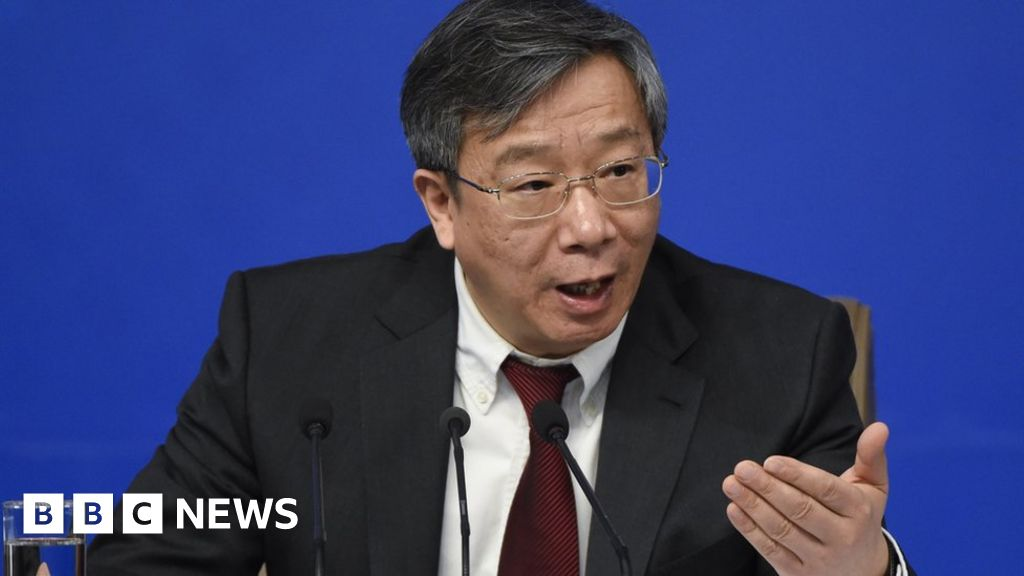 US-educated Yi Gang becomes head of China's central bank