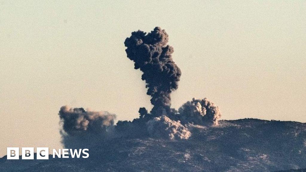 Syria: Turkey war planes launch strikes on Afrin