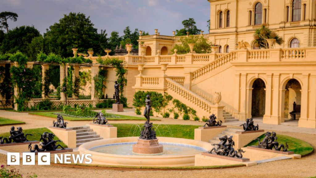 Queen victoria 39 s osborne house 39 fully restored 39 bbc news for 2 osborne terrace