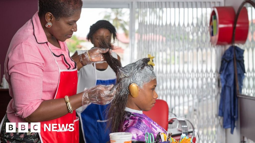 Why Ghana's natural hair fashion is bad for business
