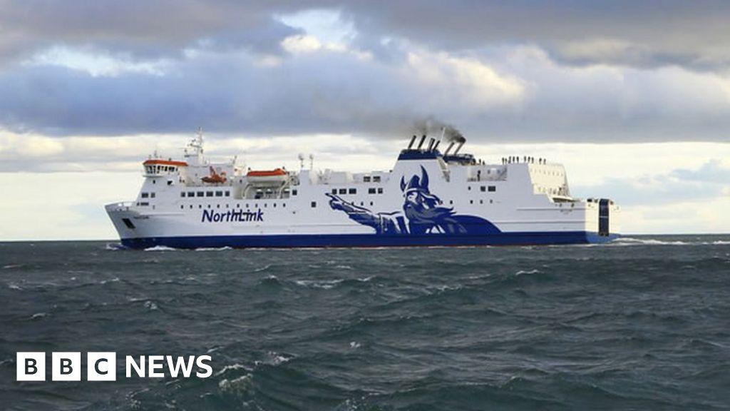 Glasgow Orkney Islands Ferry