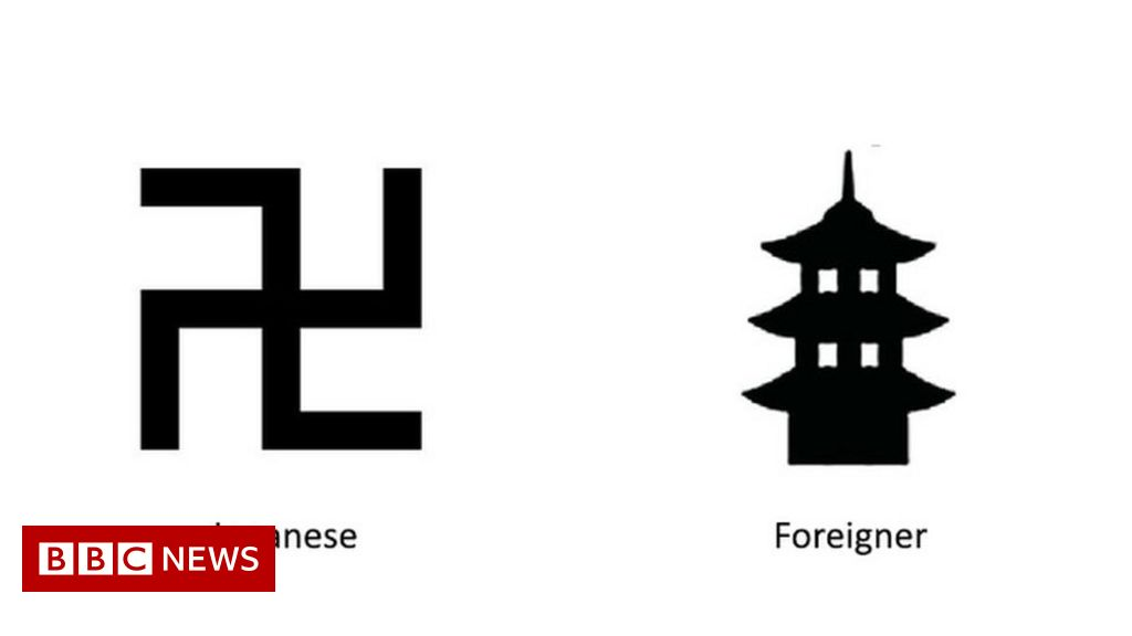 japan u0026 39 s plan to drop swastikas as temple symbol sparks