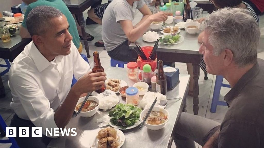 Bourdain and Obama: Six things about the $6 meal