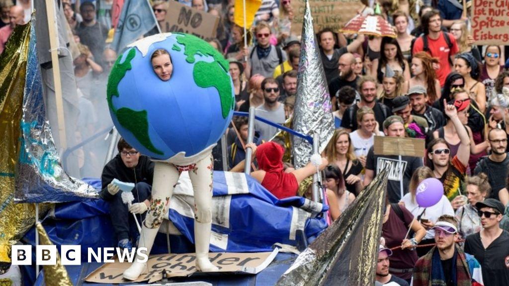 g20 hamburg leaders fail to bridge trump climate chasm bbc news. Black Bedroom Furniture Sets. Home Design Ideas