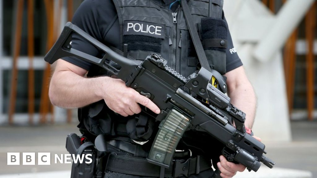 Counter-terror police investigate death
