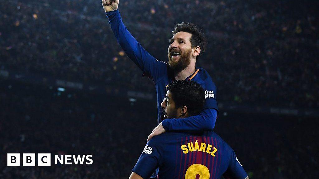 101598163 p067cn4n - Messi leaves SA fan in tears