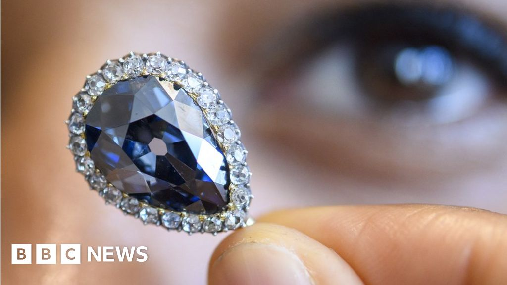 Rare blue diamond sells for $6.7m