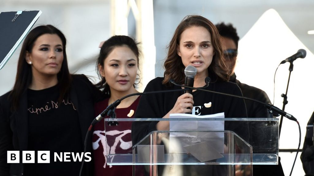 Teen sexualisation made Natalie Portman rethink film roles